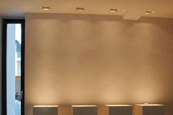 Concetti di illuminazione lampade per locali commerciali u2013 hr lampadari